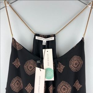 Collective Concepts Tops - Collective Concepts Stitch Fox Halter Top - NWT